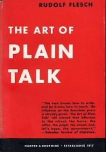 Art of Plain Talk